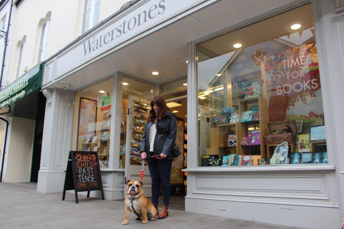 Mr. Beefy Visits Dog Friendly Abergavenny