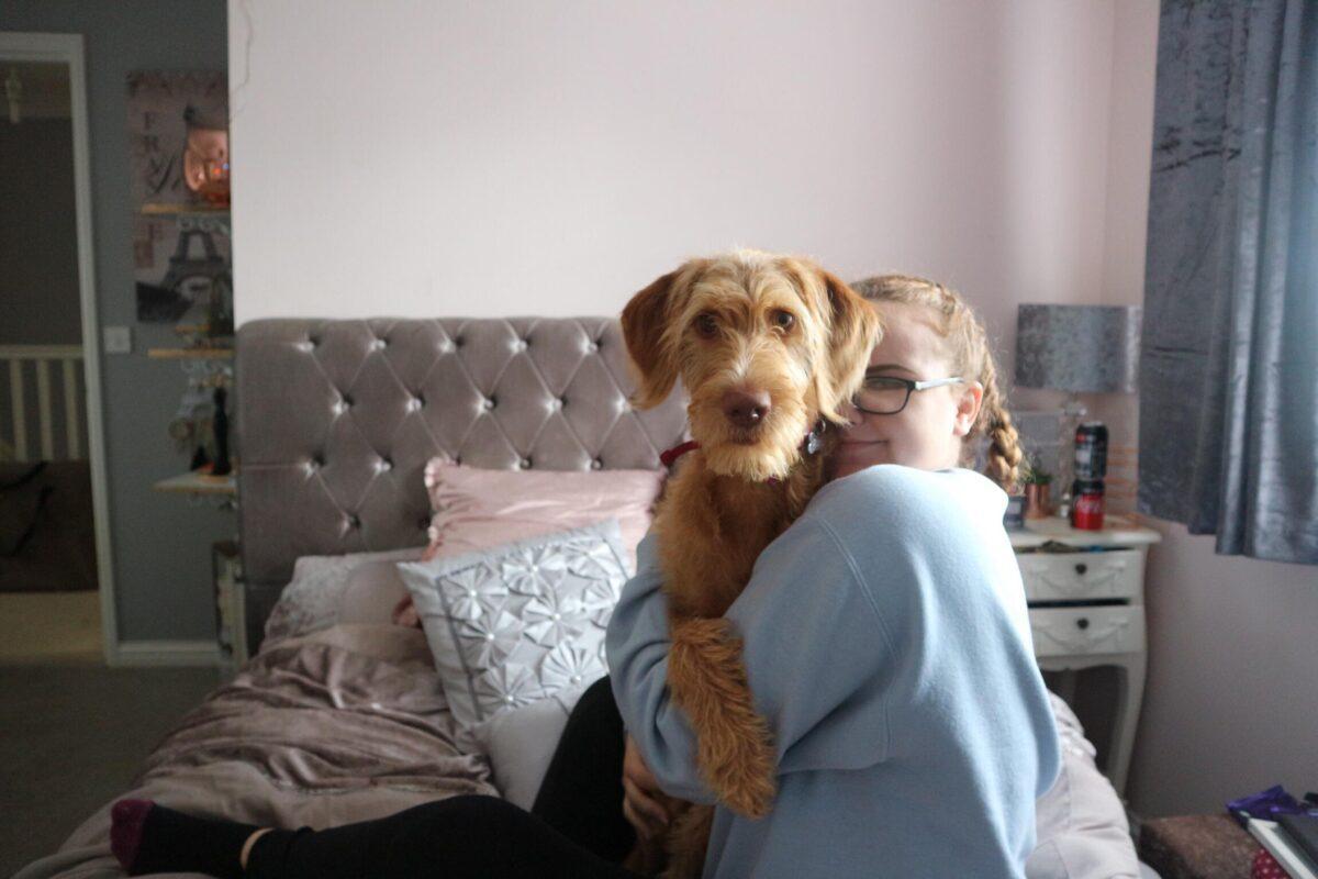 My Dog, My Mental Health Hero