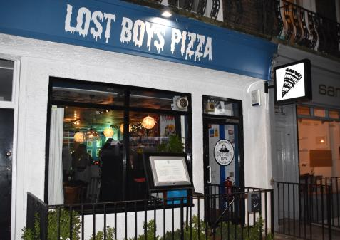 Lost Boys Pizza