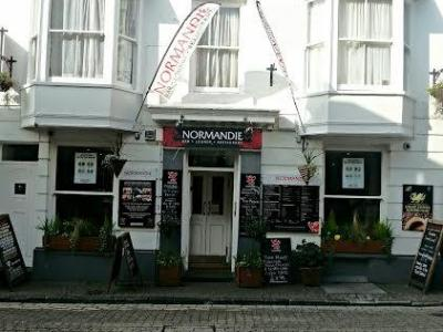 The Normandie Bar