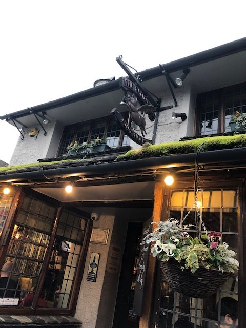 The Flying Pig – Windermere