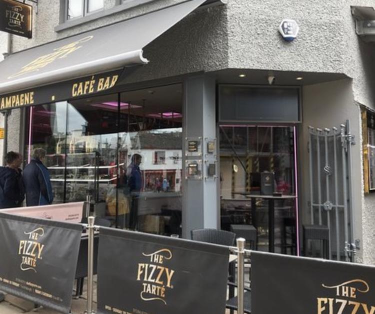 Fizzy Tarte
