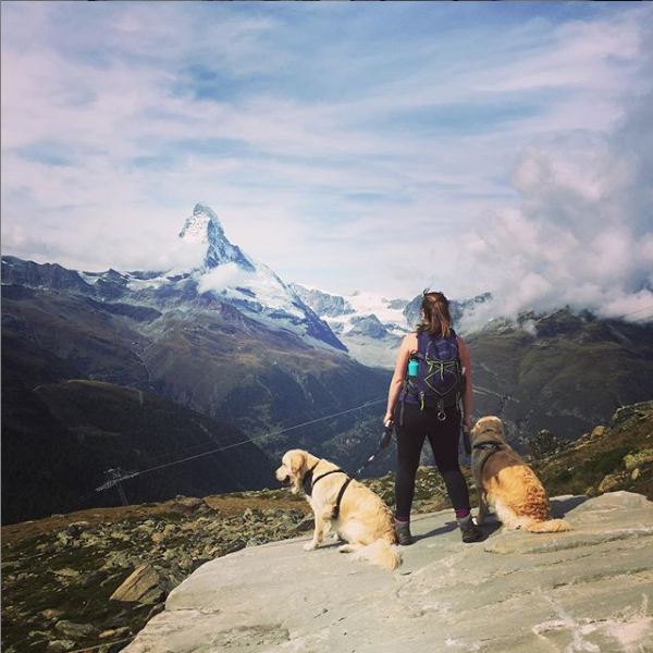 Our first Dog Friendly Holiday to Switzerland!