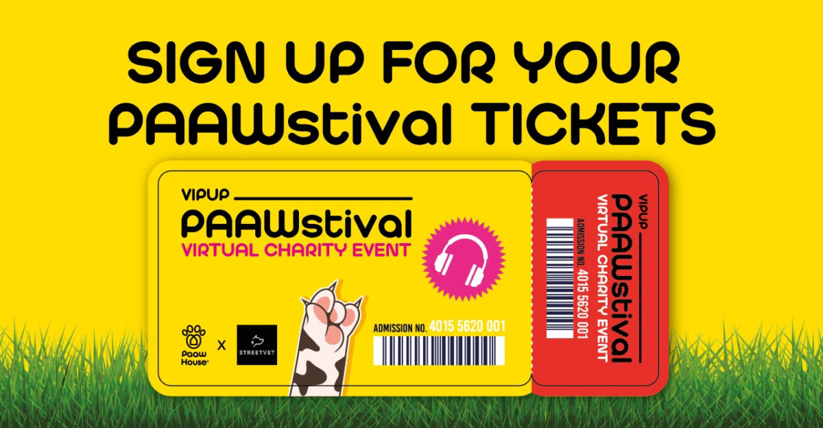 PAAWstival is a virtual dog festival