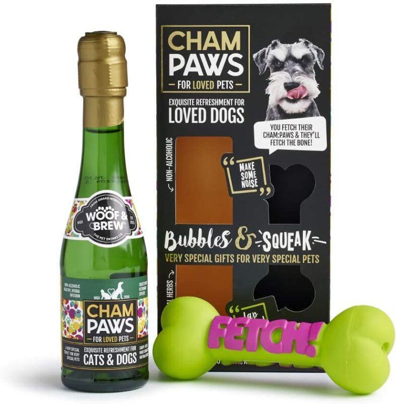 Celebrate Your Dog's Birthday Champaw
