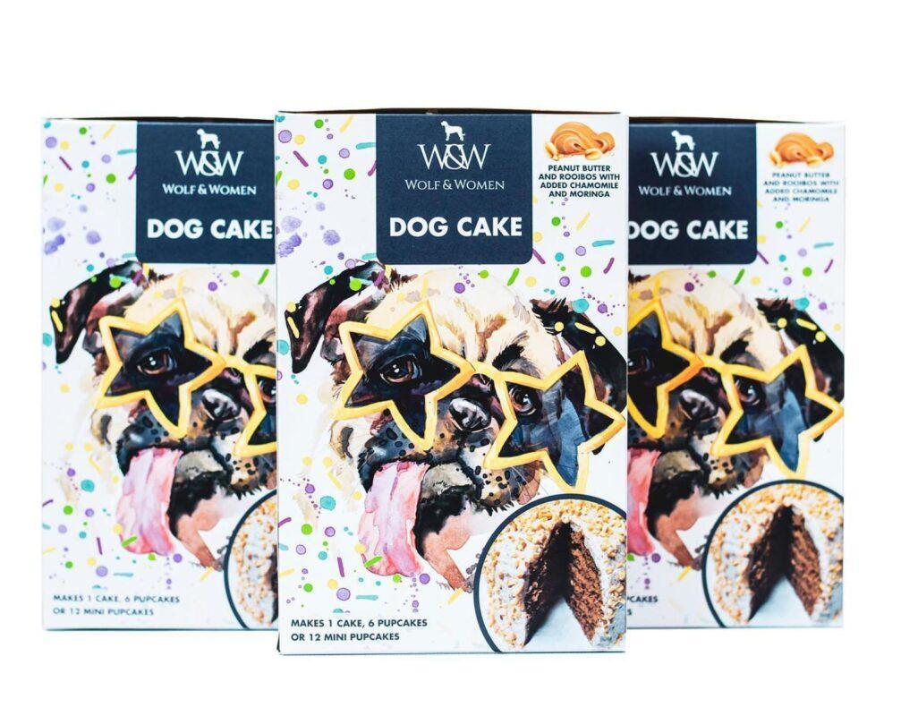 Celebrate Your Dog's Birthday Pupcake Mix