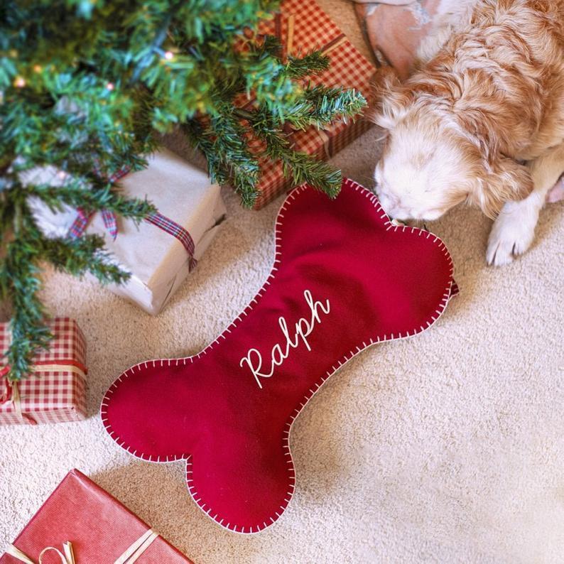 JonnysSister - Personalised Dog Stocking