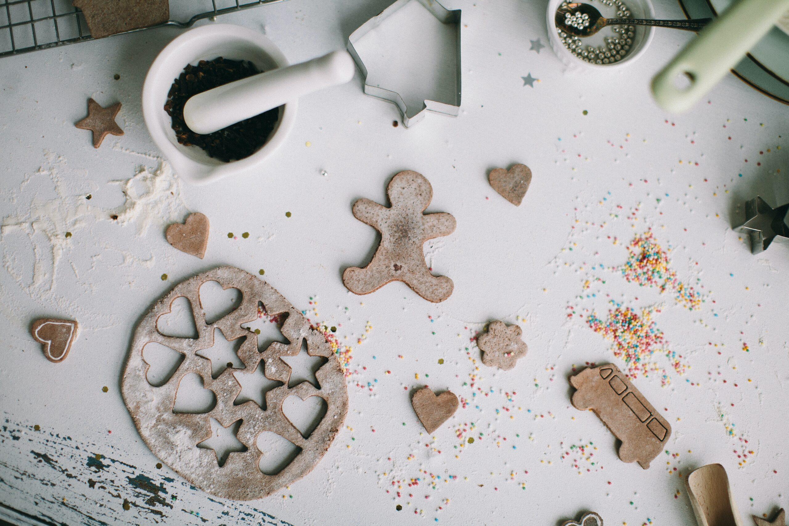 Baking Flatlay