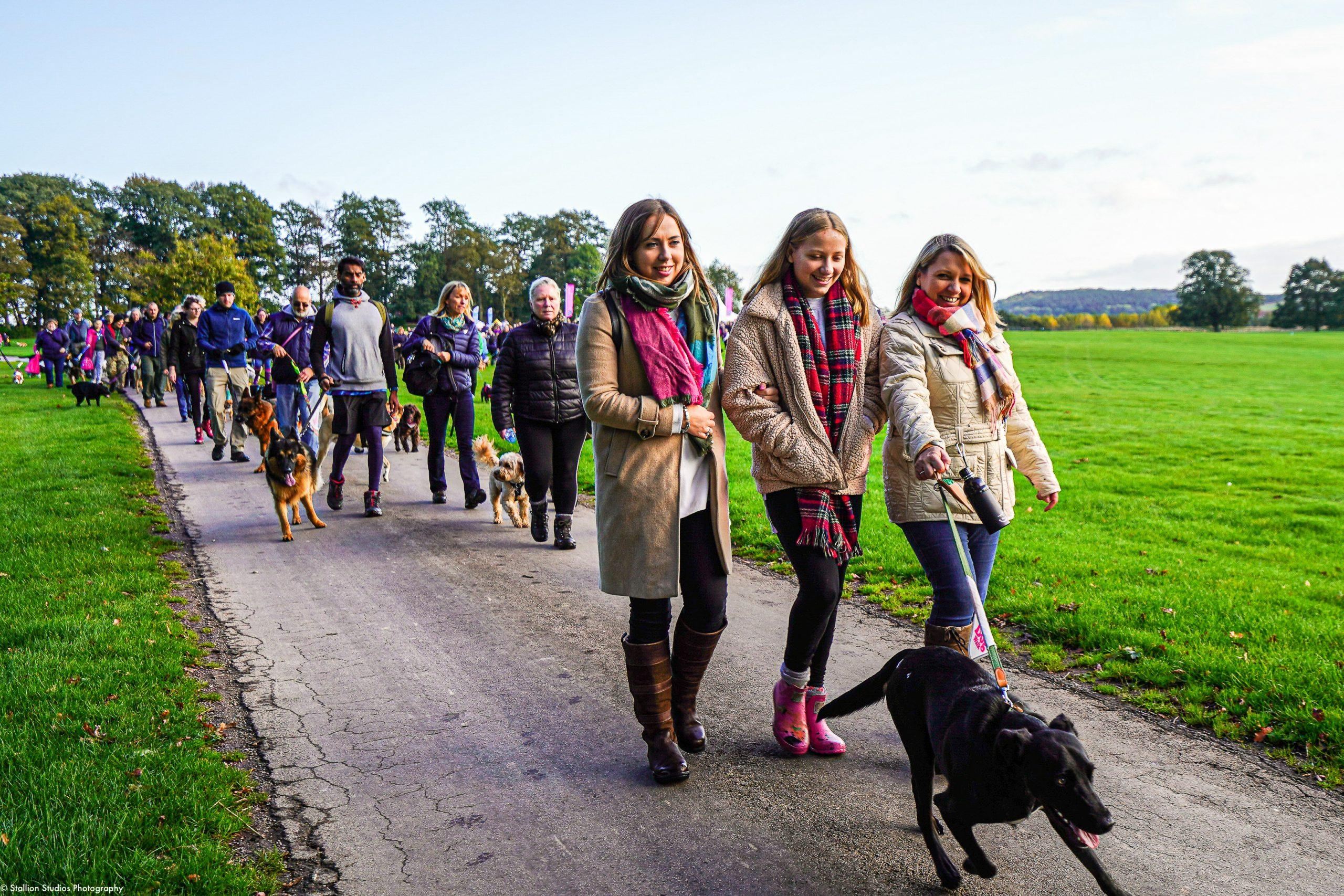 Dog Furiendly Announced as an Official Media Partner For The Big Dog Walk