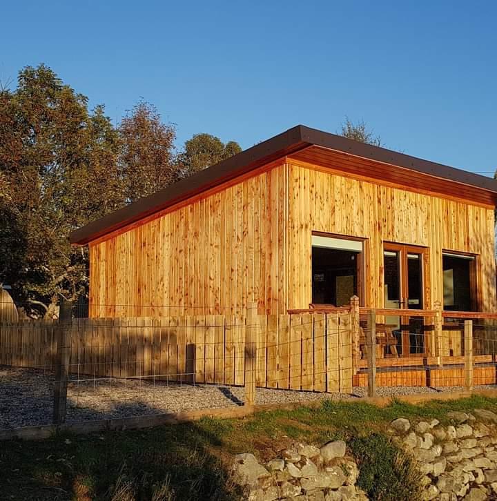 Eilean Aigas Cabin